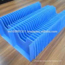 Polypropylene hollow sheet 100% virgin materia
