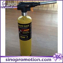 Vente en gros de traitement de l'or Bras de soudure Torch Mapp Gas