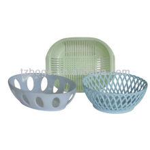 plastic fruit Basket mould