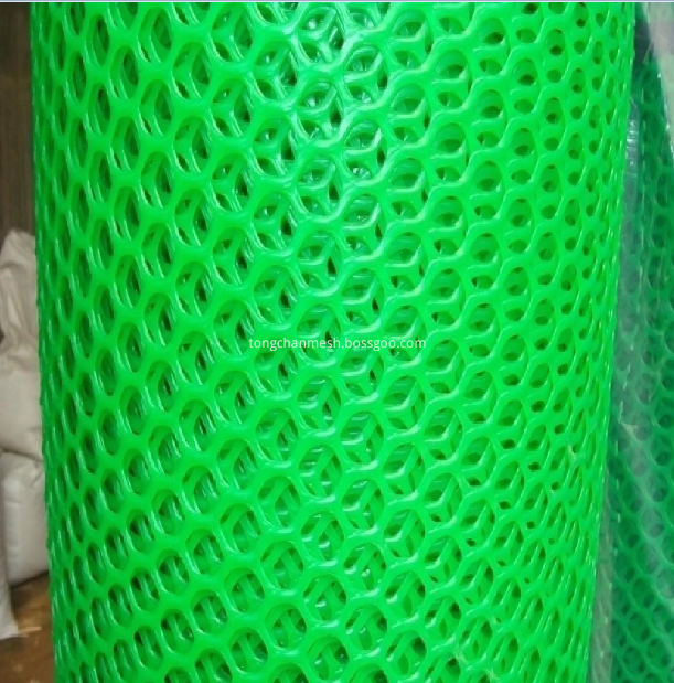 Stretched Hexangular Poultry Net