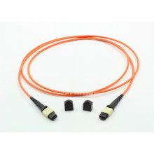 МПО 12 ядер 3.0 мм волоконно-оптический кабель патчкорд с коннекторами