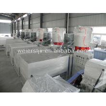 Mezclador caliente y frío de plástico de PVC