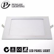 Luz de painel ultra fina do diodo emissor de luz de 145 * 145mm 9W