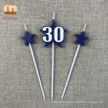 Unique Happy Birthday Number 30 Candles Singapore