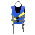 Seaskin Kids Swim Academy Life Vest مع Strap