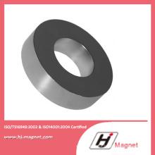 Alta qualidade personalizado anel permanente NdFeB/ímã do Neodymium para motores
