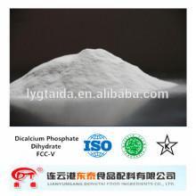 GRADE DE ALIMENTOS Fosfato dicálcico de alta pureza