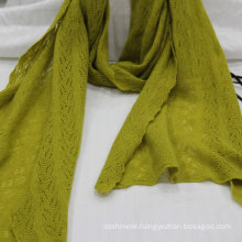 2016 Mongolia Cashmere Shawl cashmere scarf with eyelet dubai scarf wholesale