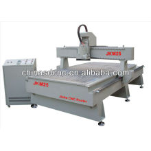 JK-M25 wood cnc router machine with vaccum and dust collector