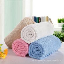 Super Soft Baby-Care Cotton Knit Blanket (DPFB8011)