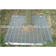 tree grating, tree cover, tree protection