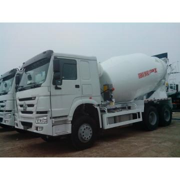 HOWO Camión mezclador de hormigón 8m3 (ZZ1257N3241)