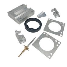 Custom  Laser Cut Plates Laser Cutting Stainless Steel aluminum Sheet Metal