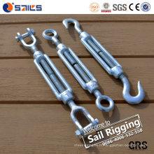 Tendeur de câble métallique DIN1480