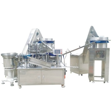 Full Automatic Plastic 2-Parts Syringe Assembly Machine