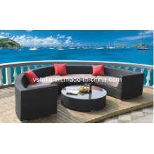 Rattan Garden Outdoor Patio Wicker Sofa