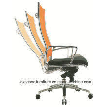 Verstellbarer Chefsessel für Büro mit Rädern