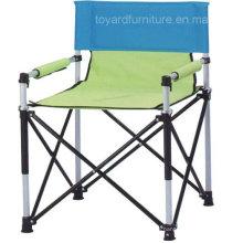 Nuevo Patio de aluminio ligero de jardín al aire libre Moderno portátil silla de playa plegable