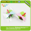 SOODODO Papeterie Cadeaux Set Cute Insects Rubber Eraser