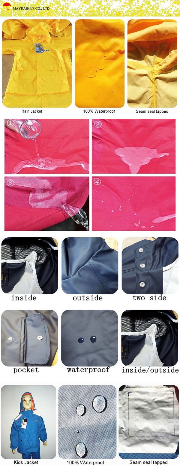 PU Polyester Products Waterproof