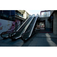 Aksen Escalator Outer Door Type
