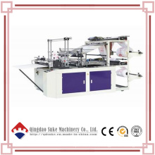 Plastic Double Layer Bag Machine Making Line