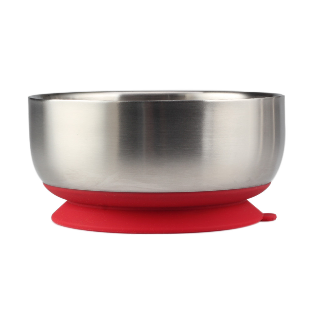 Baby Feeding Stainless Steel Bowl