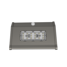 Luz de pared solar LED