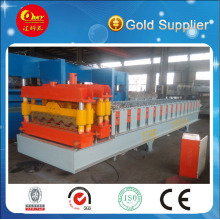 Metall verglaste Dachdecker Blechbearbeitung Maschine