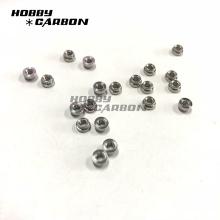 M2*5.5 Steel Hexagon Nut
