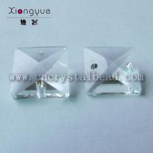 DF82 square crystal Square Bead