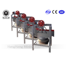 High Capacity Diaphragm Jig/Jigging Machine for Gold Copper with Ce