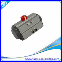AT-88 material de corpo de liga atuador de válvula de esfera pneumático de ação simples