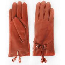 Hotselling nuevo estilo de exportar guantes de cuero a Canadá