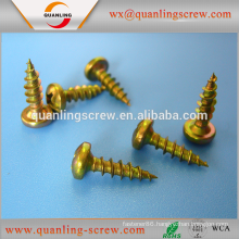 Buy wholesale direct from china flat head steel black chipboard screw