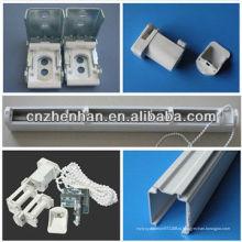 Римские жалюзи - блок управления, цепь занавеса, металлический кронштейн, дорожка занавеса, шнур для римского шторы, аксессуар для штор