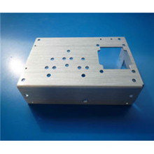 Laser Perforated Metal Box, Protective Shell for Appliance, Precise CNC Machining Enclosure Box