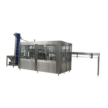 Ligne de production de machine de remplissage de jus 8000BPH