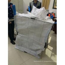 Sacs fibreux conducteurs FIBC pour l'emballage de la poudre de fer au phosphore