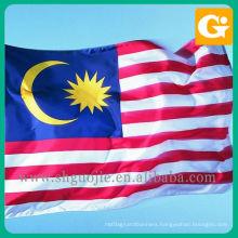 Malaysia national flag printing