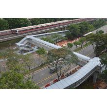 10mm Aluminium Aluminum Honeycomb Panel for Linkway Roof