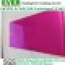 Candy Color Blue Transparent Purple Topcoat Electrostatic Spray Powder Coating