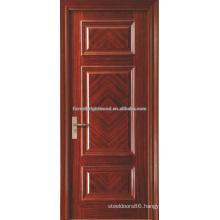 3 Panel Swing Opening Figure Interior MDF Doors for Bedroom