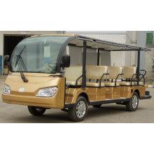 Сделано в Китае дешевые 14 местный Электрический туристический автомобиль