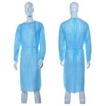 Isolation non tissée jetable / blouse de protection individuelle