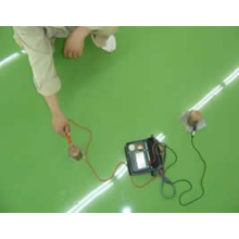 Epoksi antistatic flooring self-leveling