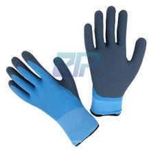 Liquid Proof WG318M Double Coated Rubber Wonder Grip Latex Gloves