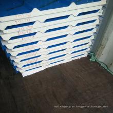 Sándwich de panel de poliuretano de alta calidad Wiskind