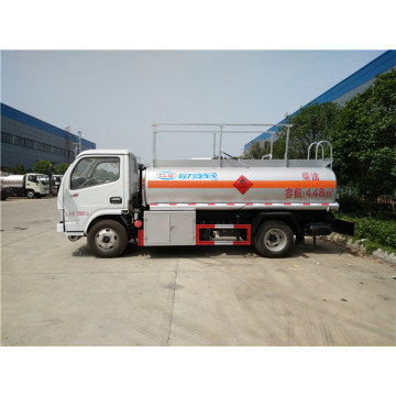 Camions-citernes d'essence Dongfeng 4500 litres