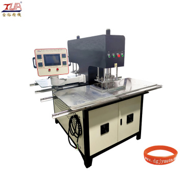 Gelang Silicone Hot Debossing Machine